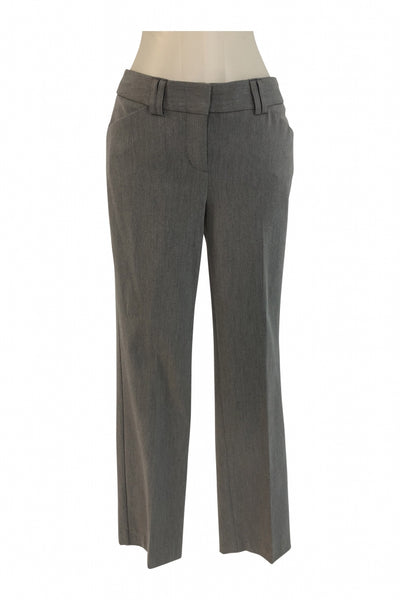 Express Design Studio, Women's Grey Dress Pants - Size: 00 ()