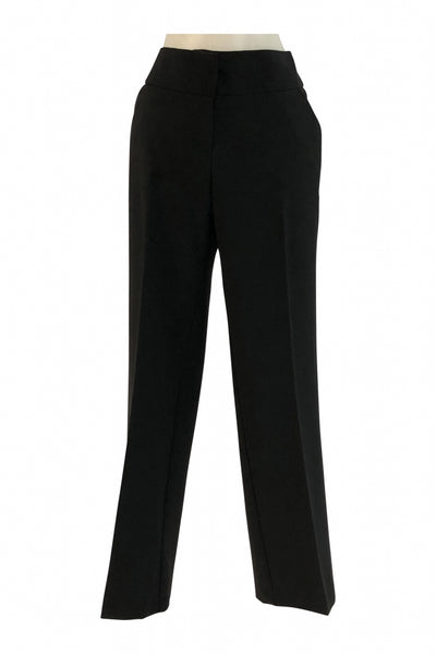 Company Ellen Tracy, Women's Black Pants - Size: 6 (Regular)