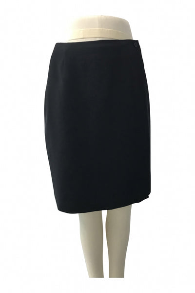 Charter Club, Women's Black Midi Skirt - Size: 8 (Regular)