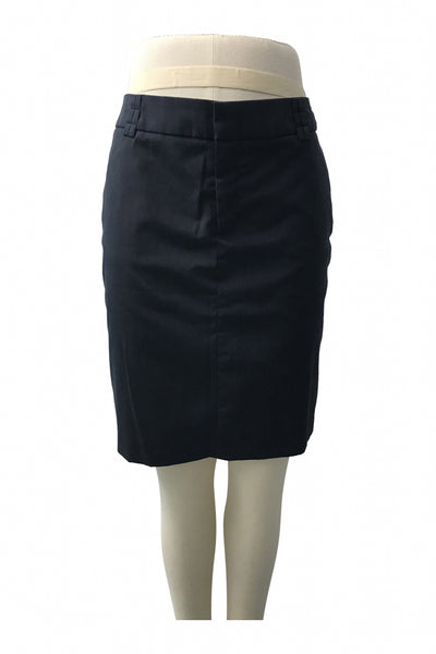 Apostrophe, Women's Black Skirt - Size: 12 (Regular)
