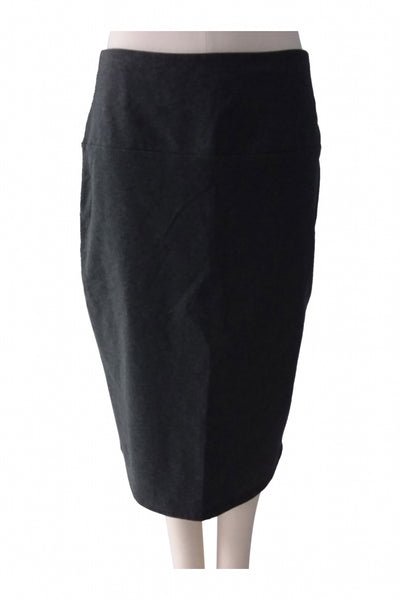 Women With Control, Women's Black Skirt - Size: M (Regular)