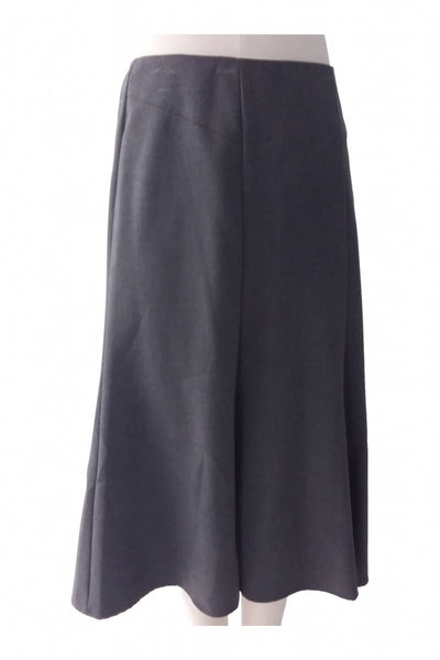 Skirtology, Women's Black Maxi Skirt - Size: 8 (Regular)