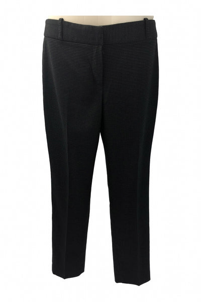 Anne Klein, Women's Black Pant - Size: 4 (Regular)