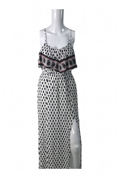 American Eagle Outfitters, Women's Black And White Print Dress - Size: S (Regular)