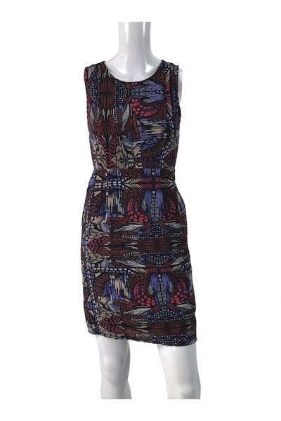 Japna, Women's Multicolor Sleeveless Dress - Size: XS (Regular)