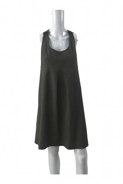 Speechless, Women's Black Sleeveless Dress - Size: L (Regular)