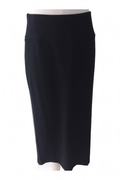 Wearever Collection, Women's Black Skirt - Size: S (Regular)