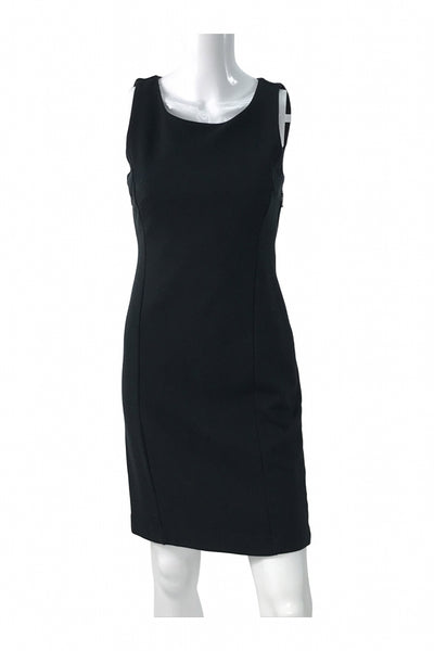 Gap, Women's Black Sleeveless Dress - Size: M (Regular)