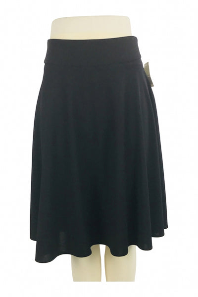 Cool Collection, Women's Black Skirt - Size: M (Regular)