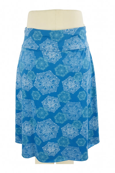 Tranquility By Colorado Clothing, Women's Blue Skirt - Size: M (Regular)