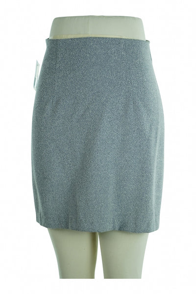 All That Jazz, Women's Grey Skirt - Size: S (Regular)