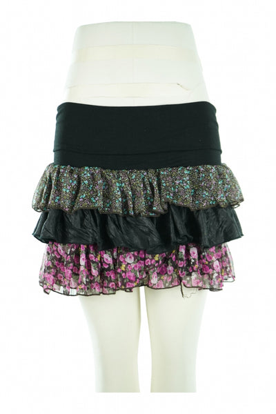 Rue 21, Women's Multicolor Skirt - Size: S (Regular)