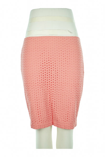 Max Studio, Women's Pink Skirt - Size: 8 (Regular)