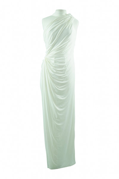 Hot Miami Styles, Women's White Tube Dress - Size: L (Regular)