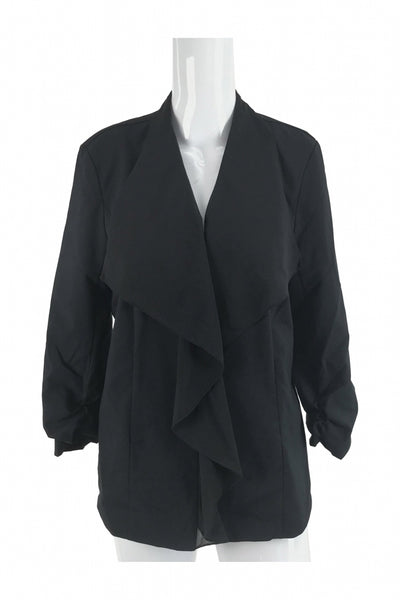 Kenneth Cole New York, Women's Black Blazer - Size: S (Regular)