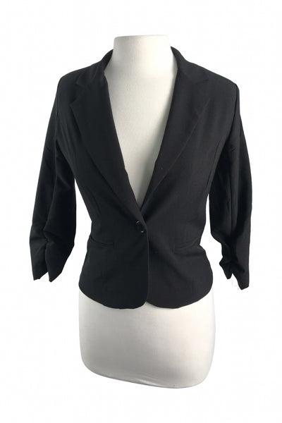 Wearever, Women's Black Blazer - Size: M (Regular)