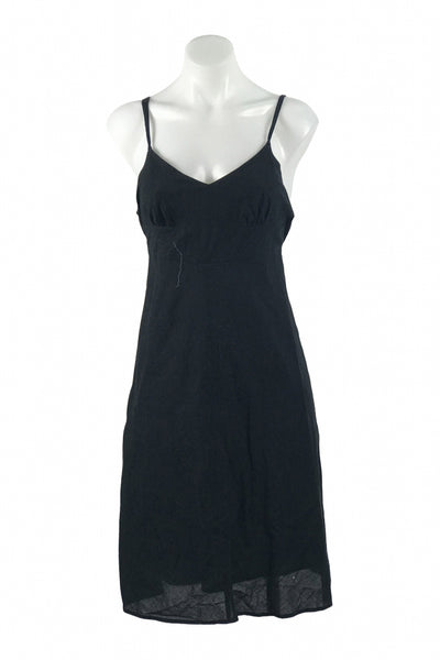 Old Navy, Women's Black Sleeveless Dress - Size: XS (Regular)