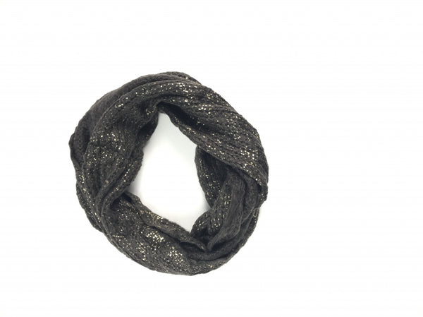 Unbranded, Women's Black Scarf - Size: One Size (Regular)