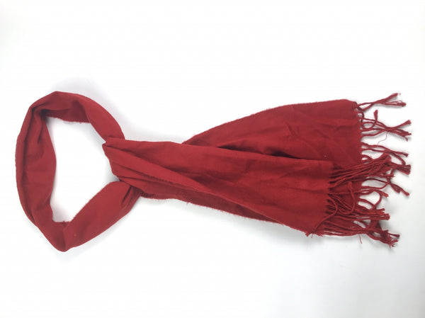 Unbranded, Women's Red Scarf - Size: One Size (Regular)