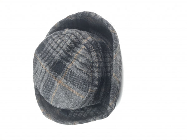 Eddie Bauer, Women's Black And Grey Hat - Size: One Size (Regular)
