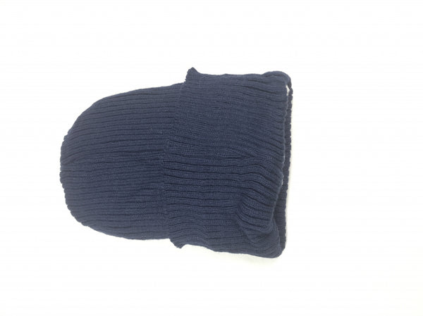 Unbranded, Women's Blue Beanie Hat - Size: One Size (Regular)