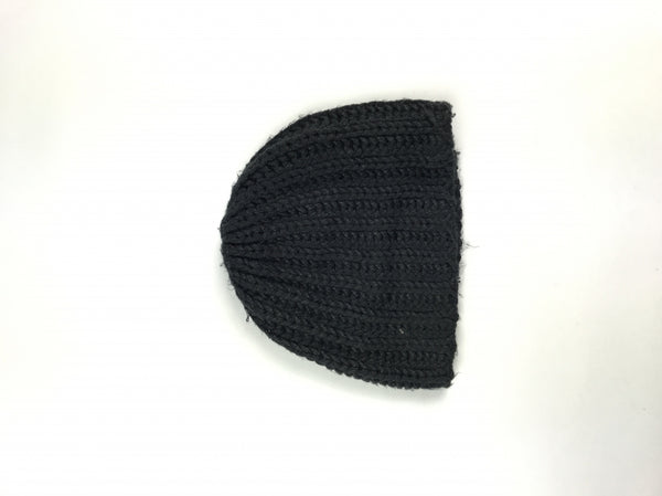 Echo, Women's Black Beanie Hat - Size: One Size (Regular)