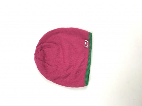 Le Tigre, Women's Pink Beanie Hat - Size: One Size (Regular)