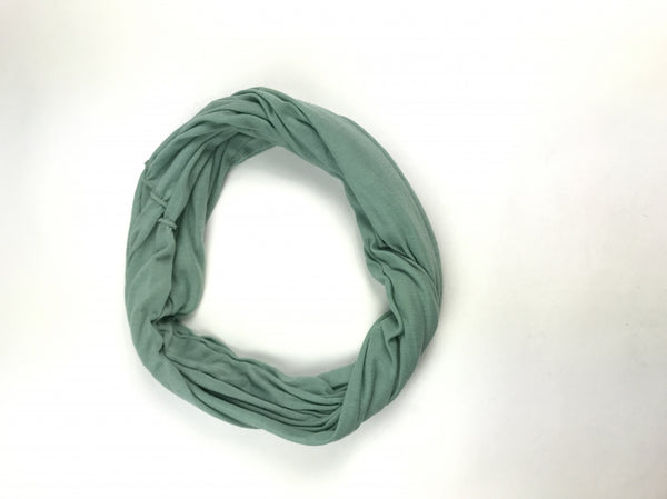 Unbranded, Women's Green Scarf - Size: One Size (Regular)