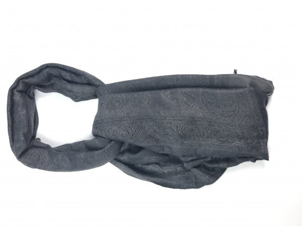 Pashmina, Women's Grey Scarf - Size: One Size (Regular)