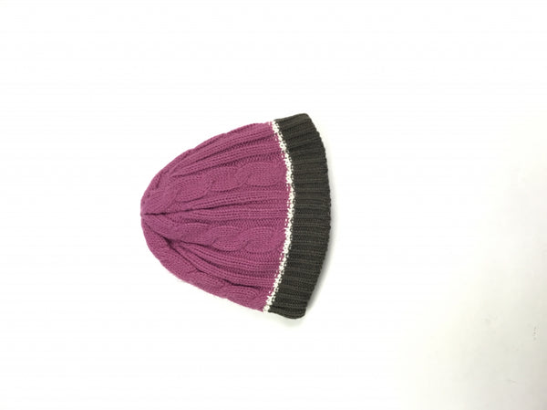 Carhartt, Women's Purple And Black Beanie Hat - Size: One Size (Regular)