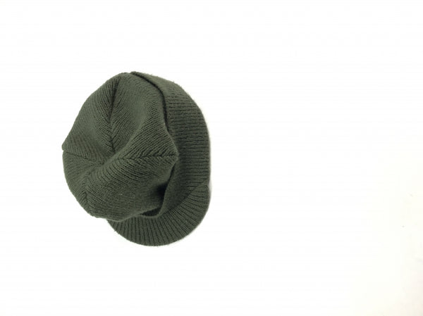 Old Navy, Women's Green  Beanie Hat - Size: One Size (Regular)