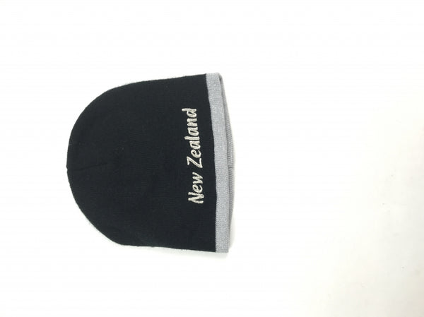 Unbranded, Women's Black Hat - Size: One Size (Regular)