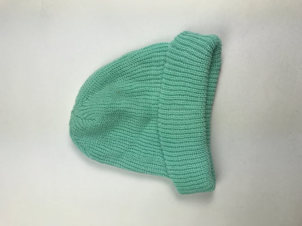 Unbranded, Women's Green Beanie Hat - Size: One Size (Regular)