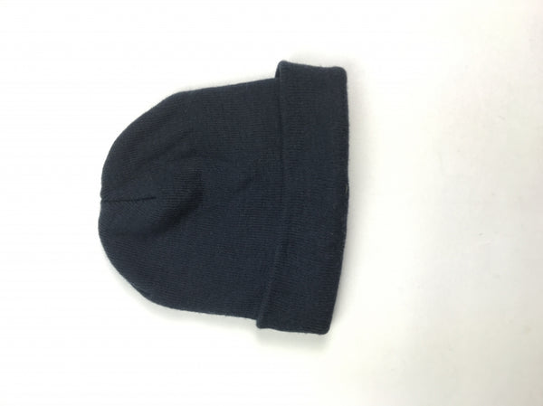 Unbranded, Women's Black Beanie Hat - Size: One Size (Regular)