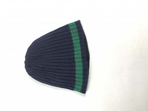 Accessories, Women's Black And Green Beanie Hat - Size: One Size (Regular)