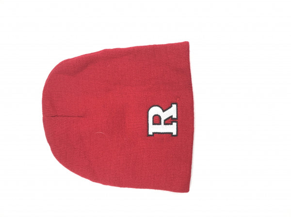 Unbranded, Women's Red Beanie Hat - Size: One Size (Regular)