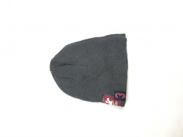 Unbranded, Women's Grey Beanie Hat - Size: One Size (Regular)