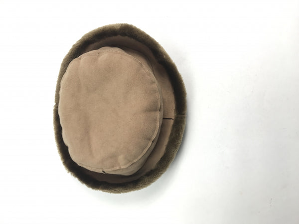 Unbranded, Women's Brown Hat - Size: One Size (Regular)