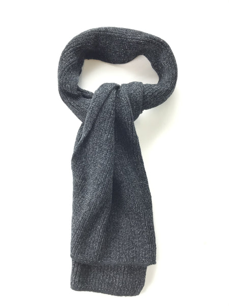 Unbranded, Women's Grey Scarf - Size: One Size (Regular)