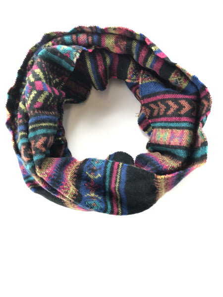 Unbranded Accessories, Women's Multicolored Neck-scarf - Size: One Size (Regular)