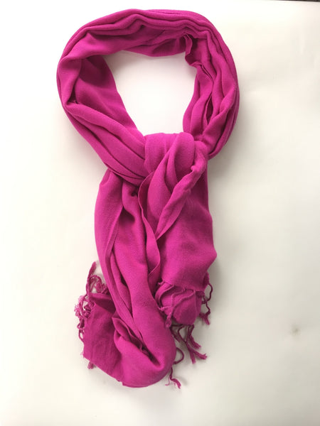 Pashmire, Women's Pink Scarf - Size: One Size (Regular)