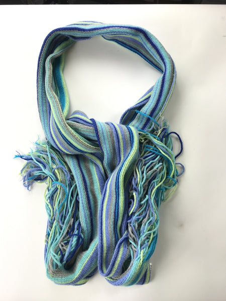 Unbranded, Women's Multicolor Scarf - Size: One Size (Regular)