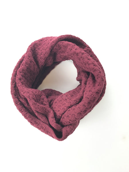 Unbranded, Women's Pink Scarf - Size: One Size (Regular)