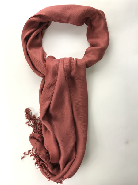 Adore, Women's Pink Scarf - Size: One Size (Regular)