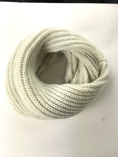 Garage, Women's  Off White Knitted Scarf - Size: One Size (Regular)