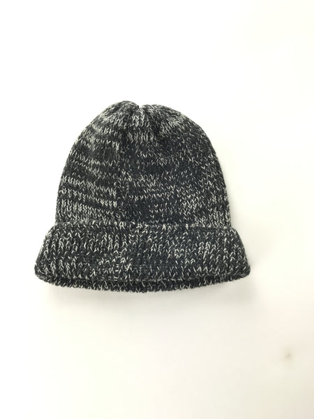 Unbranded Accessories, Women's Grey Knitted Cap - Size: One Size (Regular)