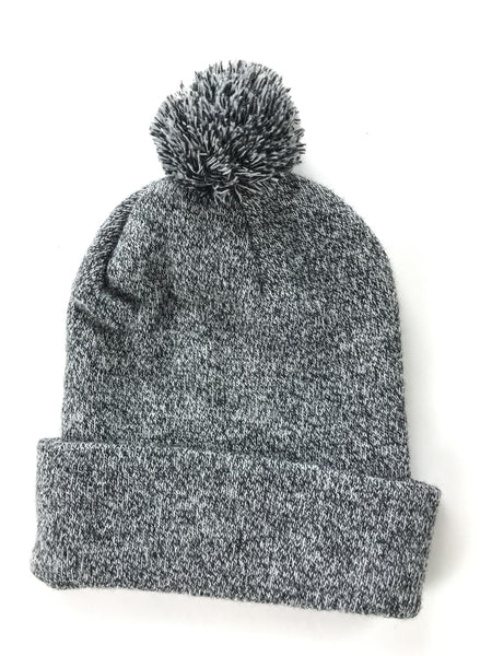 Unbranded Accessories, Women's Pray Pom-pom Hat - Size: One Size (Regular)