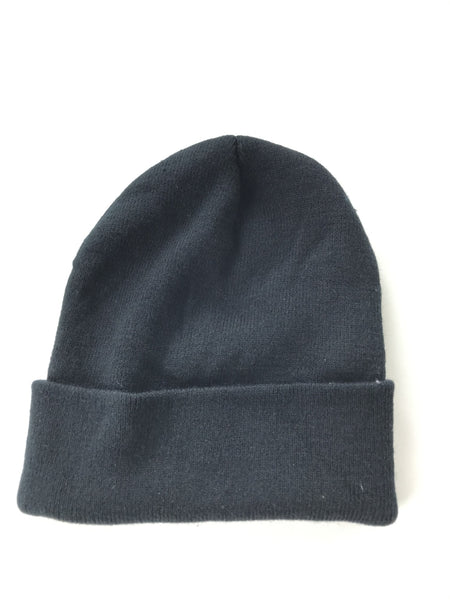Unbranded Accessories, Women's Black Beanie Cap - Size: One Size (Regular)