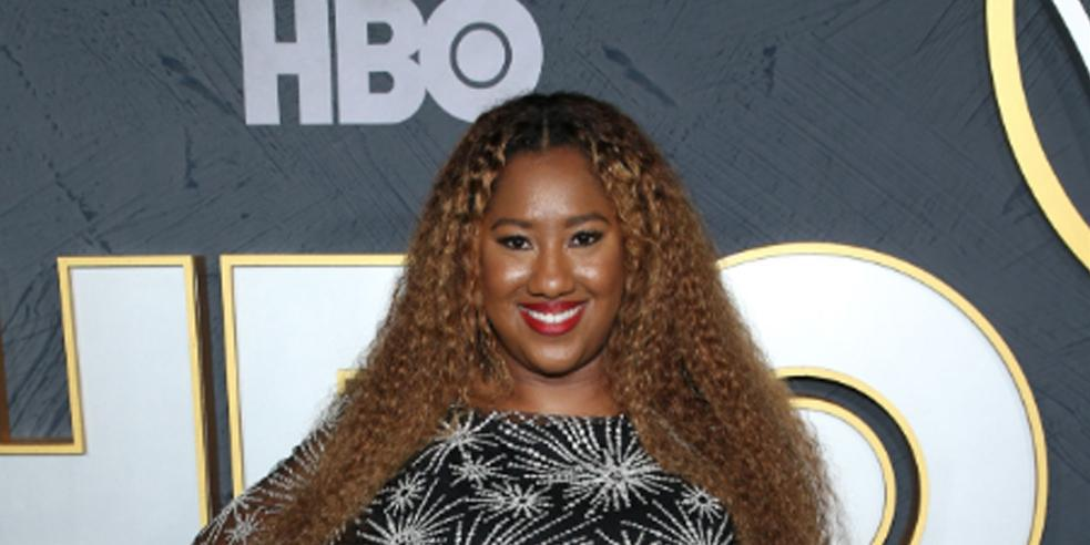 Celebrity Spotlight: As Seen on Ashley Nicole Black at the Emmys HBO After Party