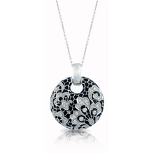 Load image into Gallery viewer, Fleur De Lace Pendant